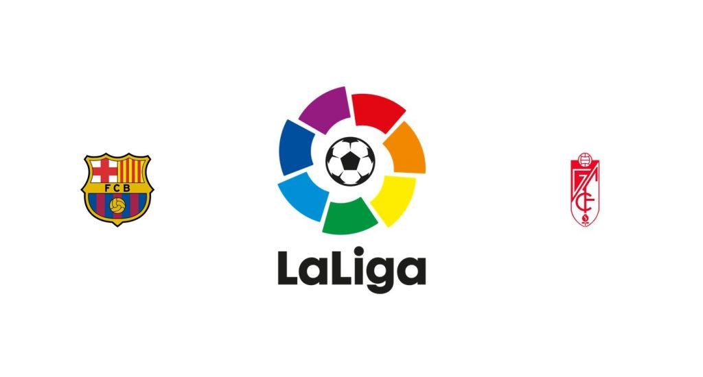 Barcelona v Granada Previa, Predicciones y Pronóstico