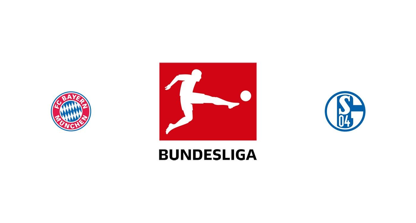 Bayern Munich v Schalke 04