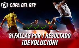 Copa del Rey oferta Sportium