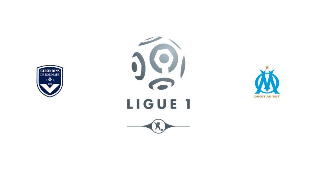 Girondins Bordeaux v Olympique Marsella Previa, Predicciones y Pronóstico