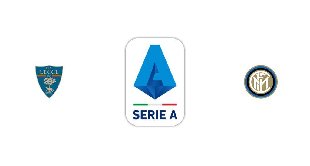 Lecce v Inter Milán Previa, Predicciones y Pronóstico