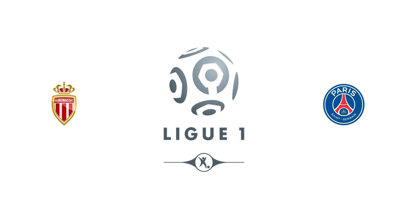 Monaco v PSG