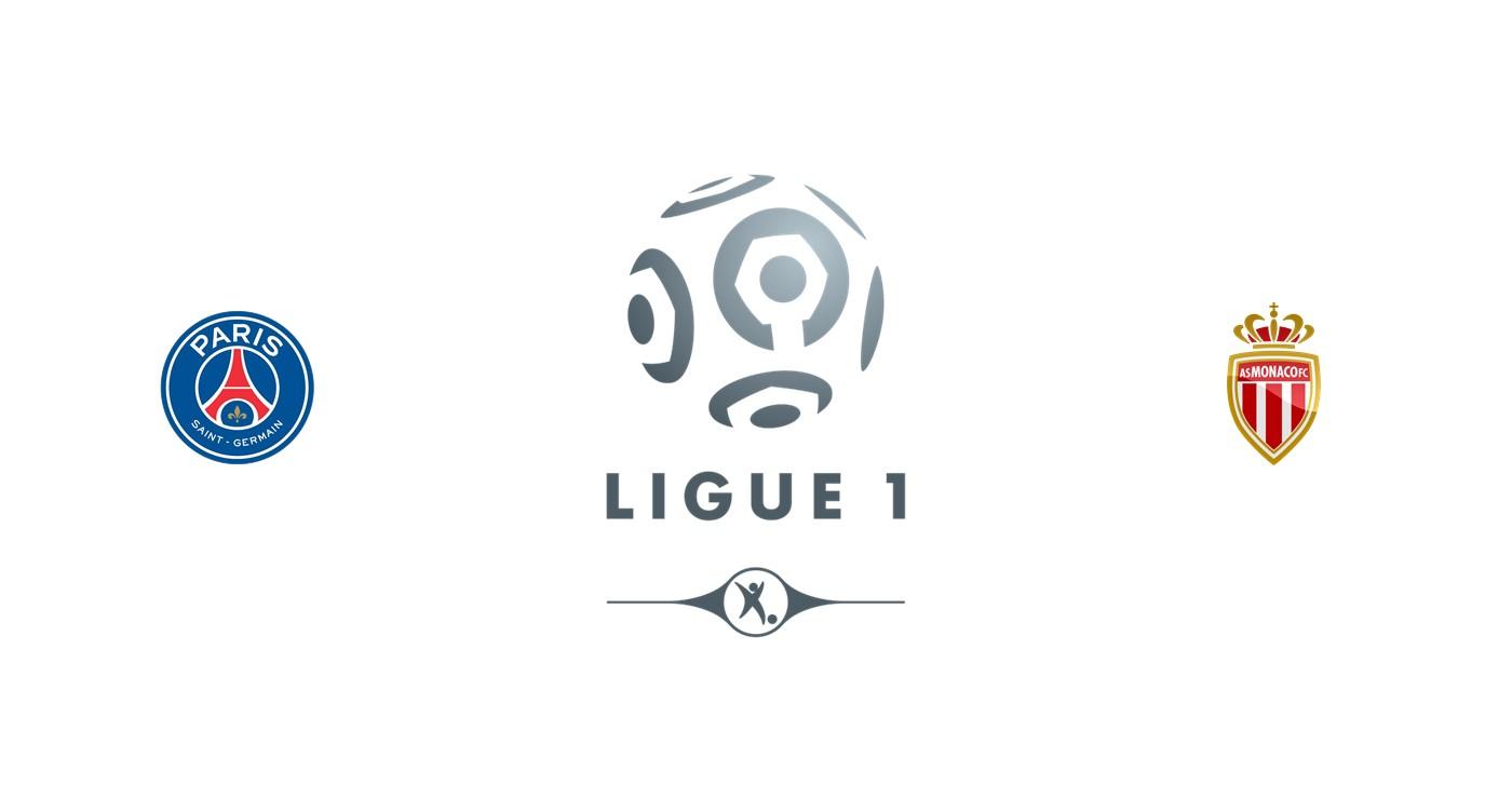PSG v Monaco