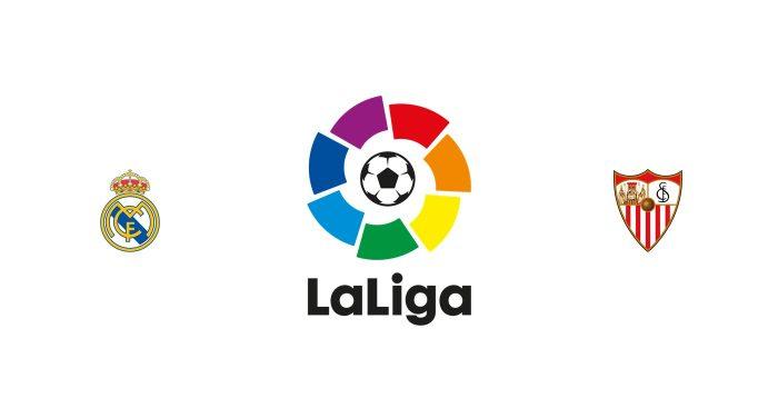 Real Madrid vs Sevilla Previa, Predicciones y Pronóstico 15/06/2020