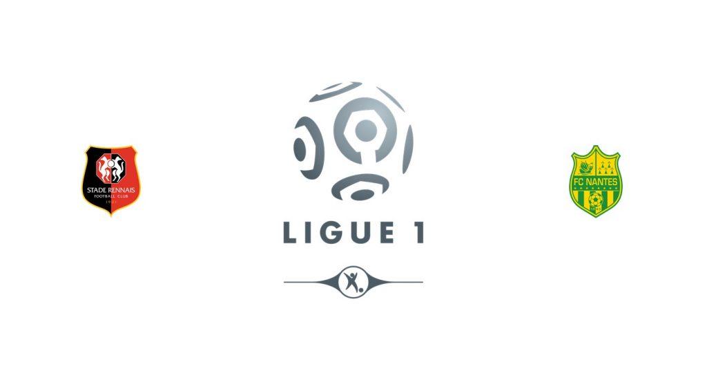 Rennes v Nantes Previa, Predicciones y Pronóstico