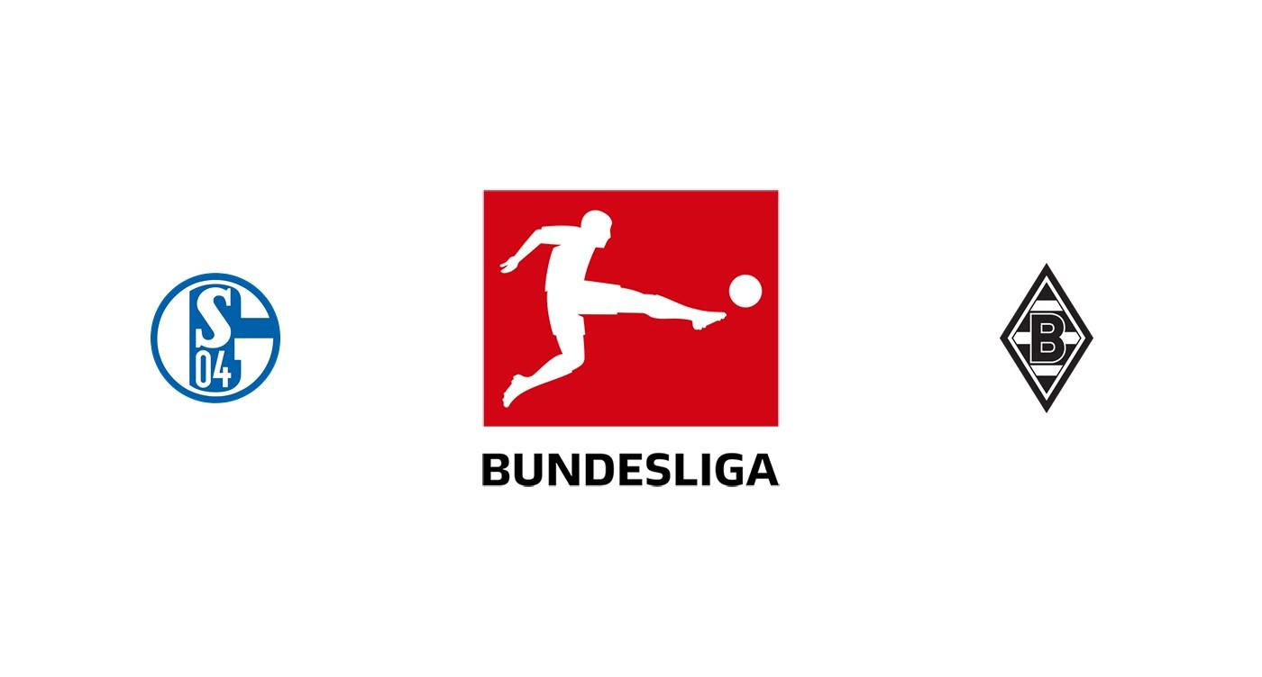 Schalke 04 v Borussia Monchengladbach