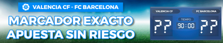 Valencia v Barcelona oferta Pastón