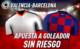 Valencia v Barcelona oferta Sportium