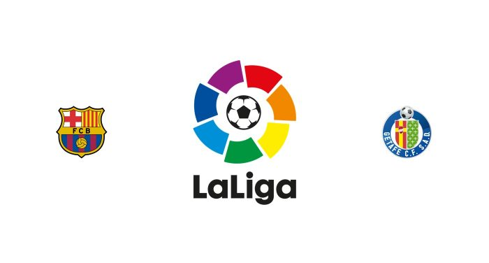 Barcelona v Getafe Previa, Predicciones y Pronóstico