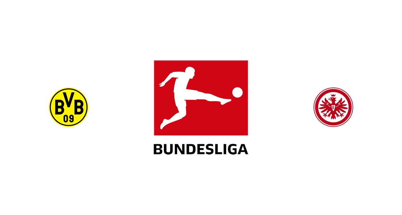 Borussia Dortmund v Eintracht Frankfurt