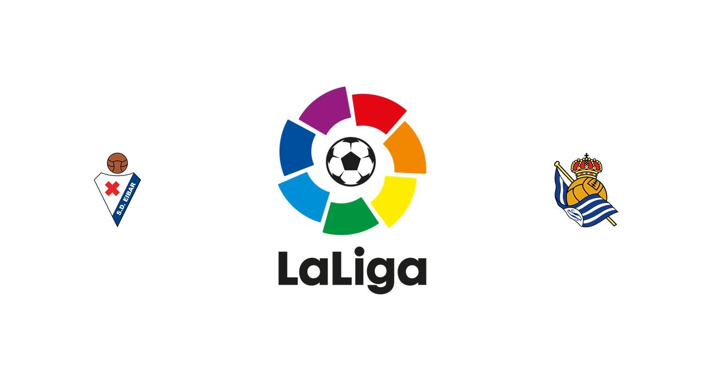 Eibar v Real Sociedad