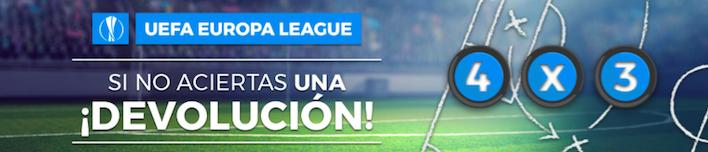 Europa League oferta Pastón