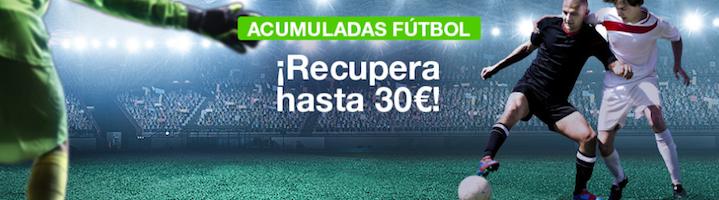 Fútbol oferta Codere