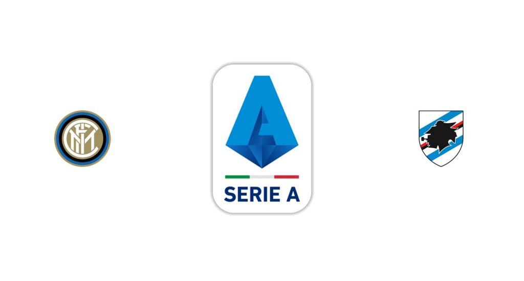 Inter Milán v Sampdoria Previa, Predicciones y Pronóstico