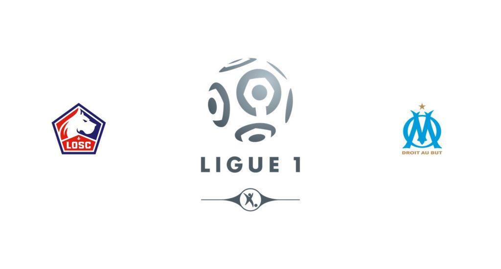 Lille v Olympique Marsella Previa, Predicciones y Pronóstico
