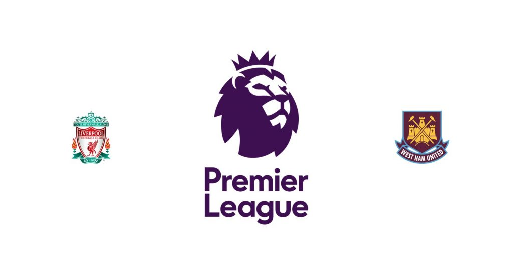 Liverpool v West Ham Previa, Predicciones y Pronóstico