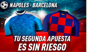 Nápoles v Barcelona oferta Sportium