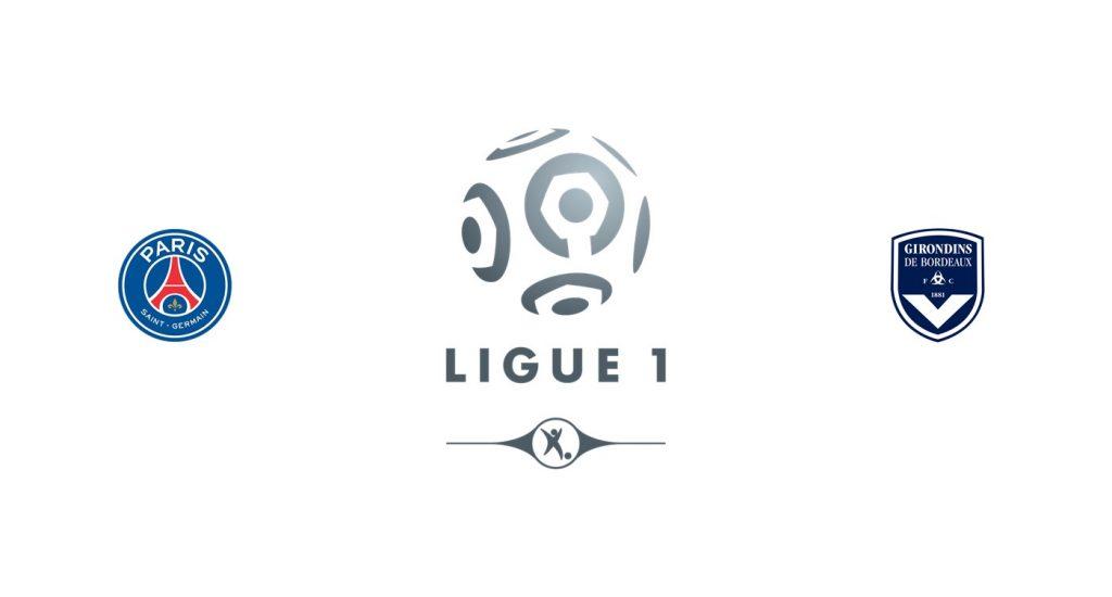 PSG v Girondins Bordeaux Previa, Predicciones y Pronóstico