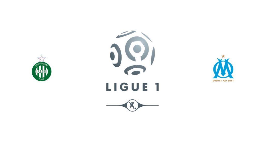 Saint Etienne v Olympique Marsella Previa, Predicciones y Pronóstico
