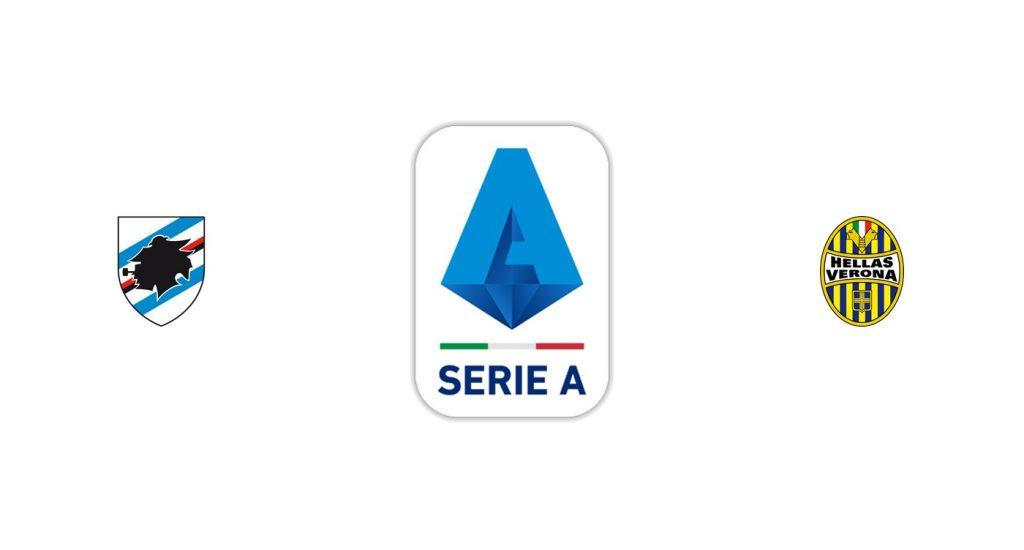 Sampdoria v Hellas Verona Previa, Predicciones y Pronóstico