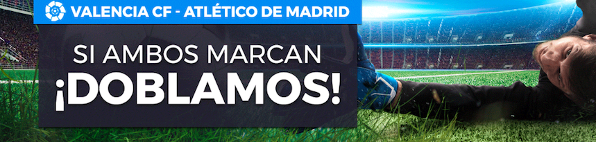 Valencia v Atlético Madrid oferta Pastón