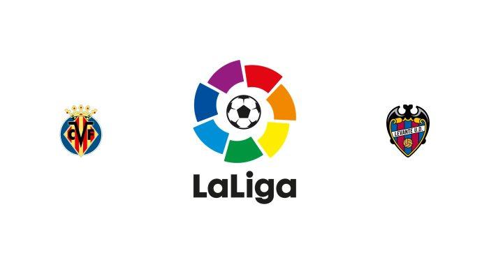 Villarreal v Levante Previa, Predicciones y Pronóstico 04-11-2018