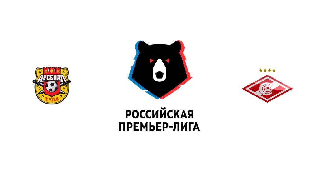 Arsenal Tula vs Spartak Moscú Previa, Predicciones y Pronóstico
