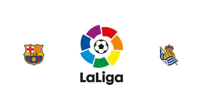 Barcelona vs Real Sociedad Previa, Predicciones y Pronóstico 03-03-2020