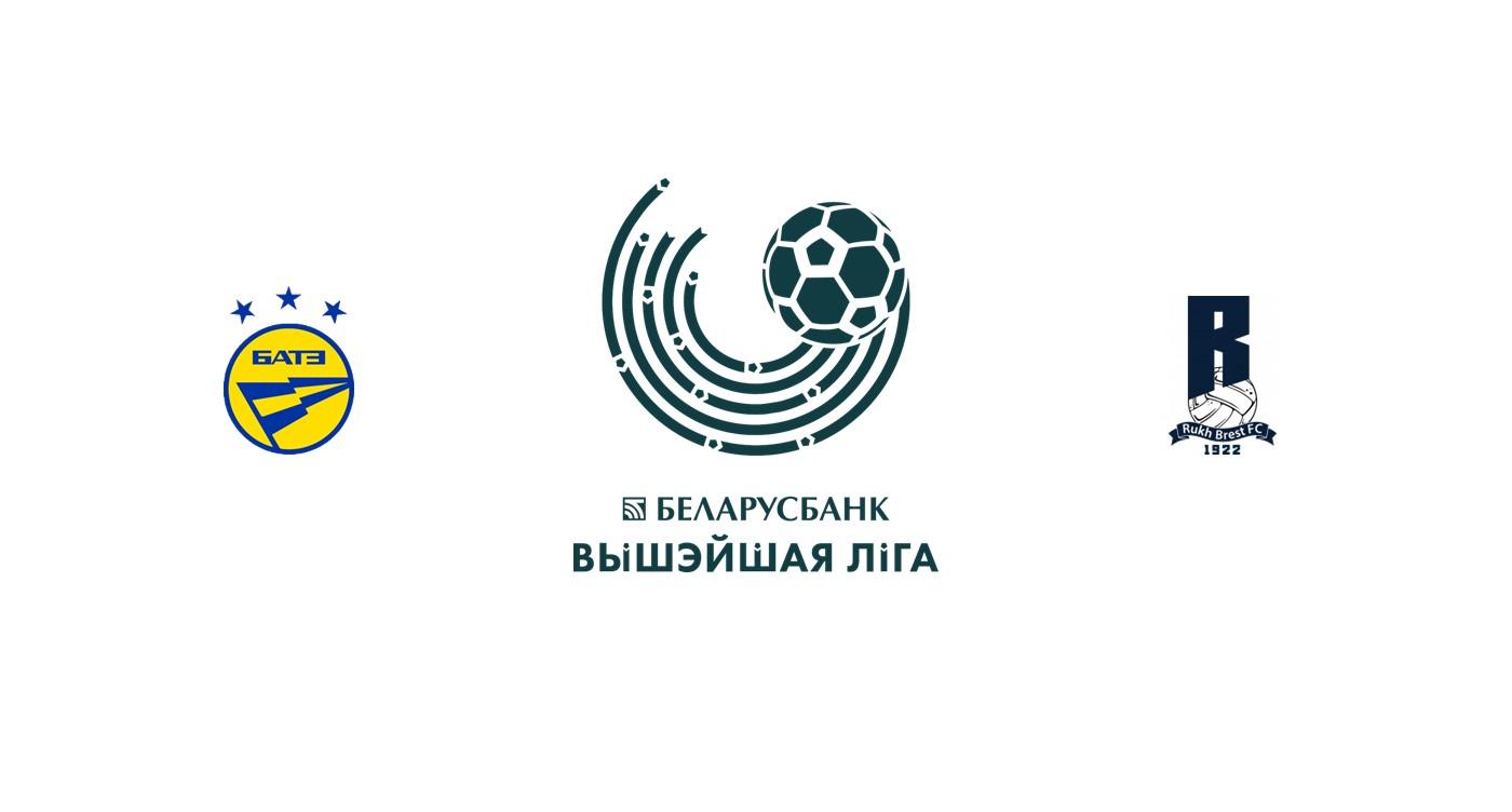 Bate Borisov vs Rukh Brest