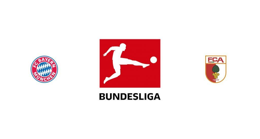Bayern Múnich vs Augsburgo Previa, Predicciones y Pronóstico