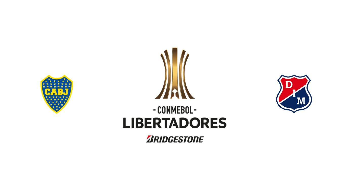 Boca Juniors vs Independiente Medellin