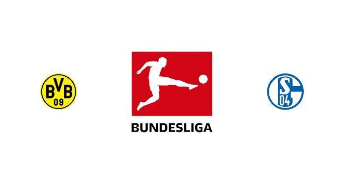 Borussia Dortmund vs Schalke 04 Previa, Predicciones y Pronóstico