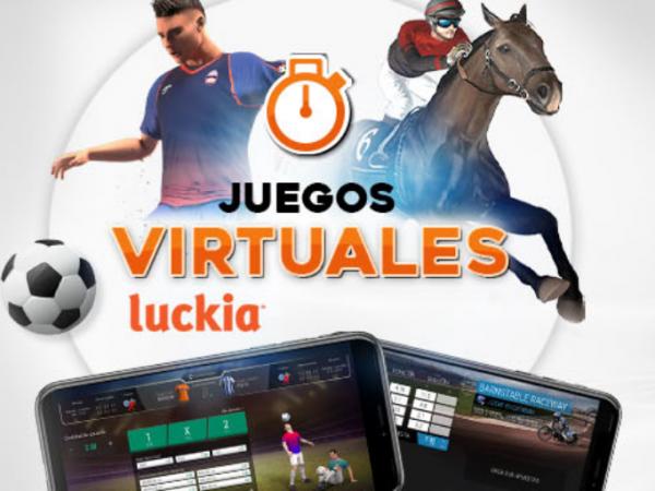 Deportes Virtuales Luckia, una nueva forma de apostar