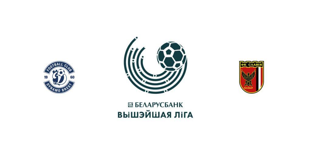Dinamo Brest vs Slavia Mozyr Previa, Predicciones y Pronóstico