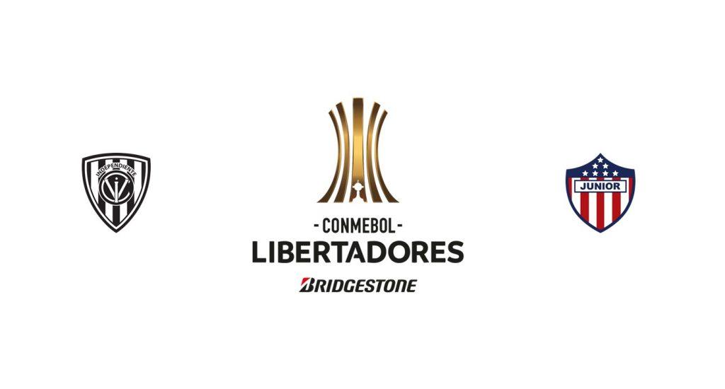Independiente del Valle vs Atlético Junior Previa, Predicciones y Pronóstico.