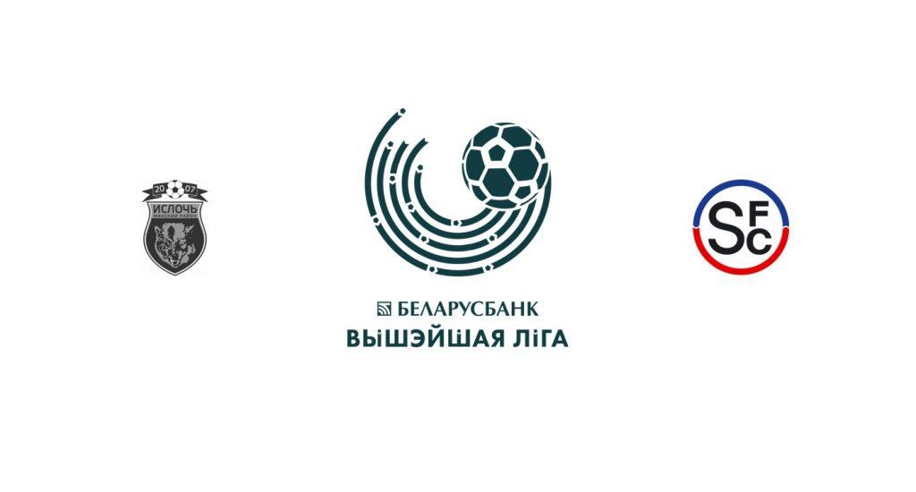 Isloch Minsk vs Smolevichi Previa, Predicciones y Pronóstico