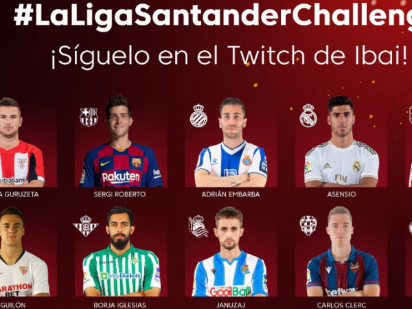 Torneo FIFA 2020 eSports LaLiga Santander Challenge