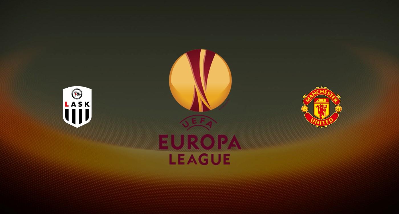 Lask Linz vs Manchester United