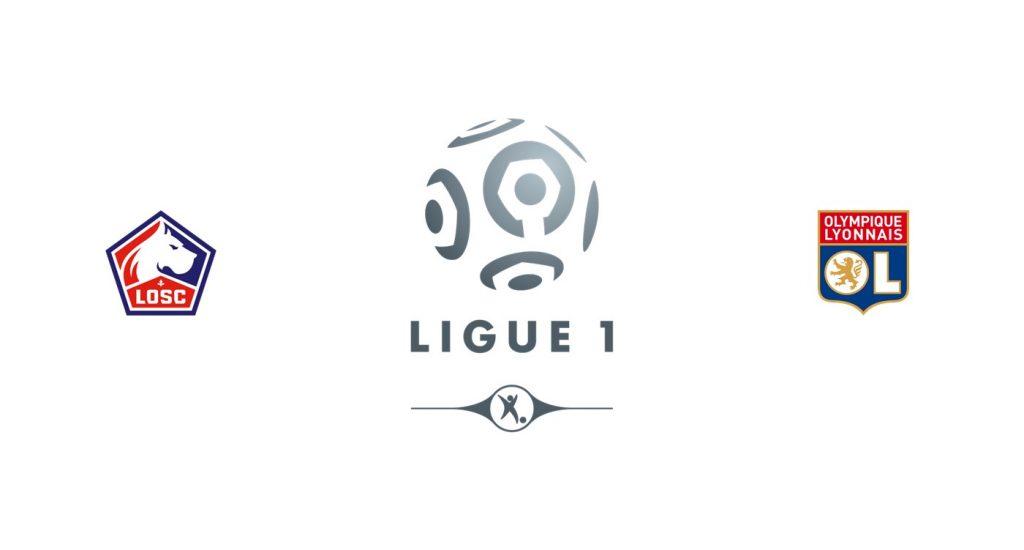 Lille vs Olympique Lyon Previa, Predicciones y Pronóstico 06-03-2020