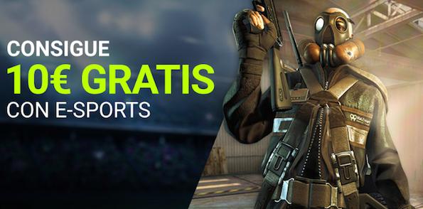 Oferta Luckia eSports