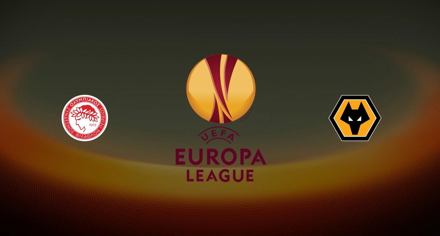 Olympiacos vs Wolverhampton
