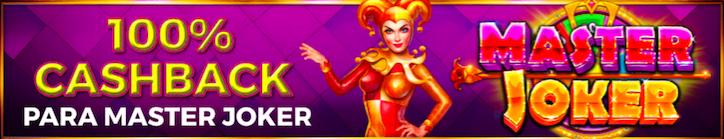 Pastón Casino oferta Master Joke