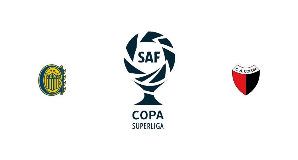 Rosario Central vs Colón Santa Fe Previa, Predicciones y Pronóstico
