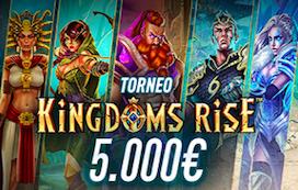Sportium Torneo Slots