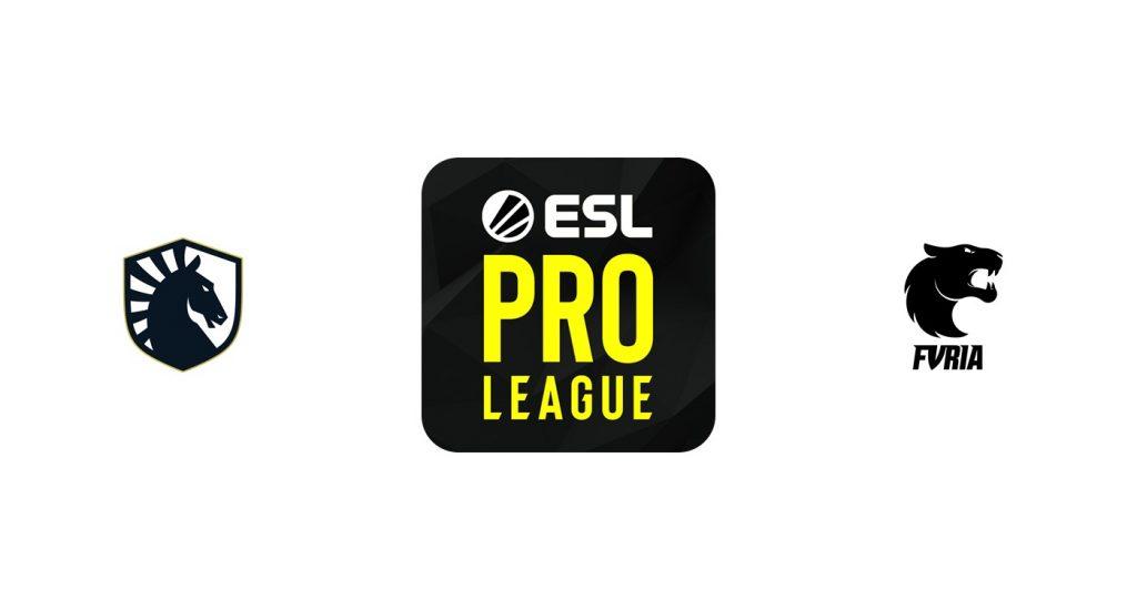CSGO Team Liquid vs FURIA Previa, Predicciones y Pronóstico