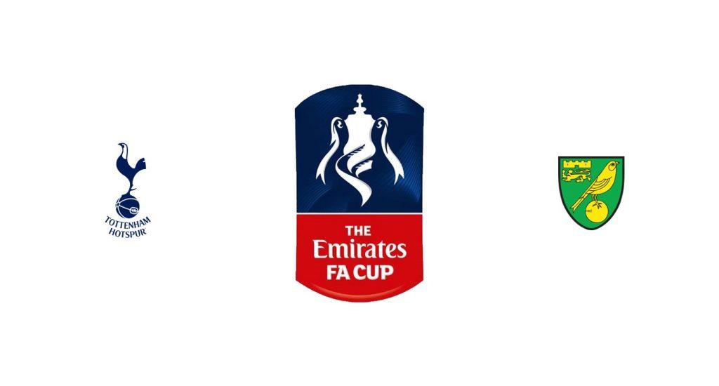 Tottenham v Norwich Previa, Predicciones y Pronóstico