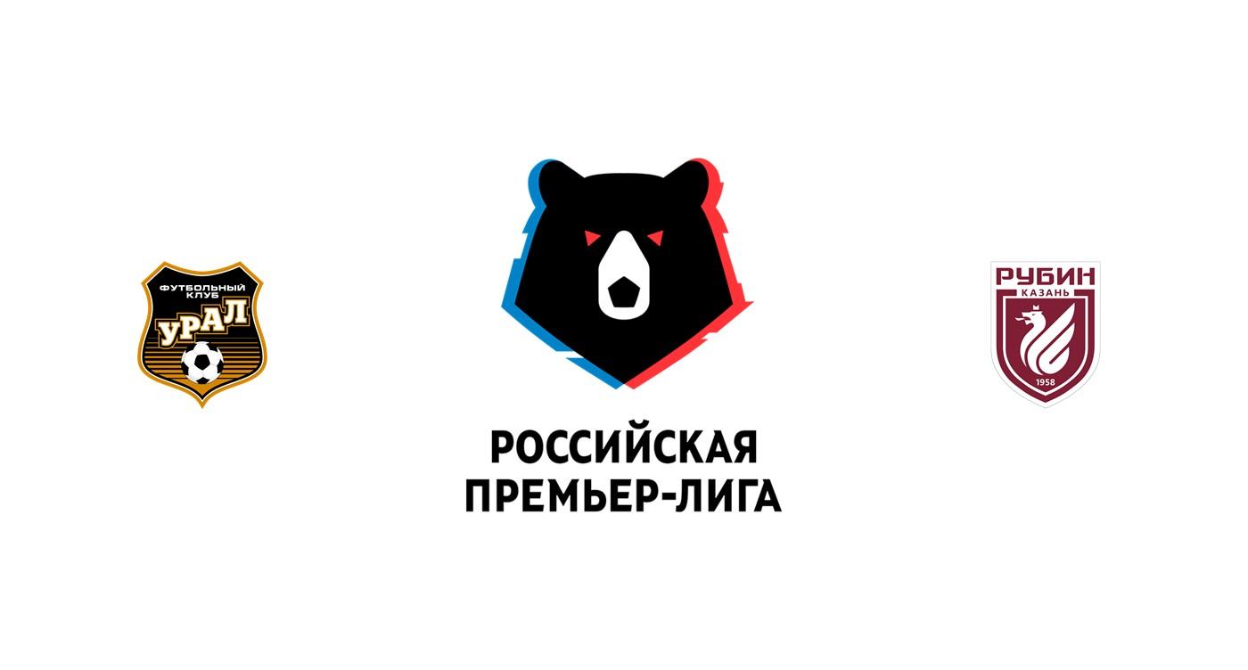 Ural vs Rubin Kazan