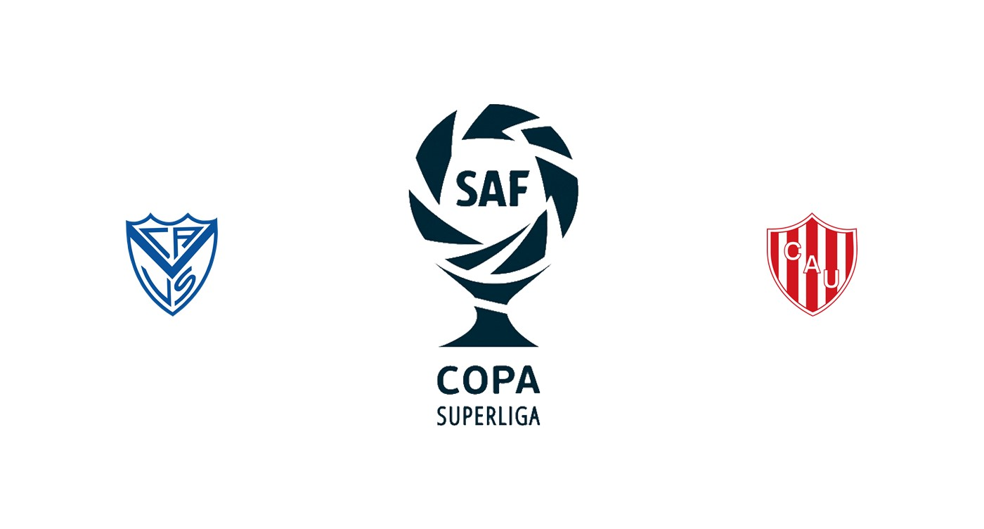 Vélez vs Unión Santa Fe