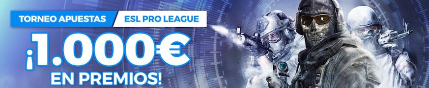 eSports torneo Counter Strike