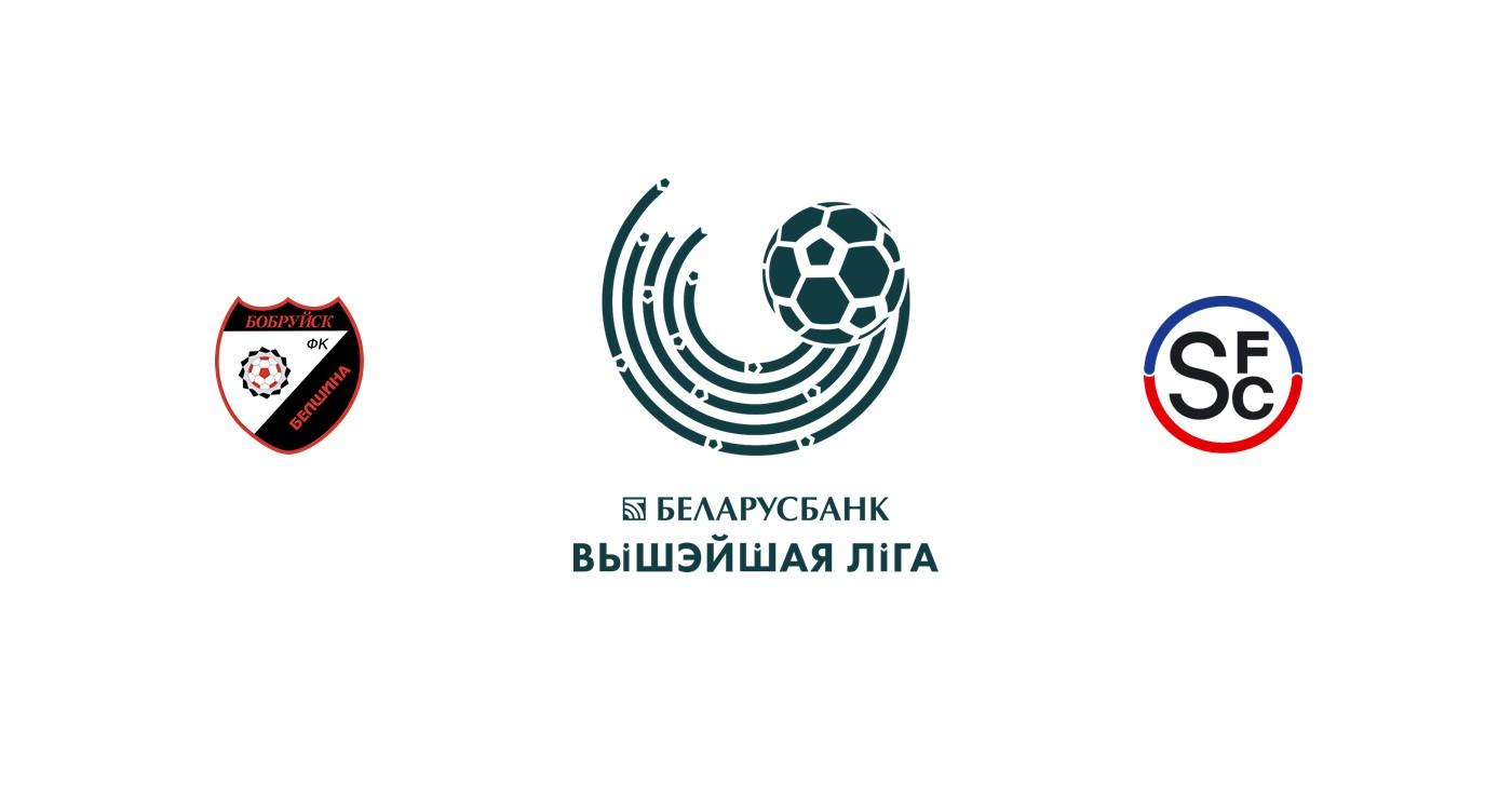 Belshina vs FC Smolevichi